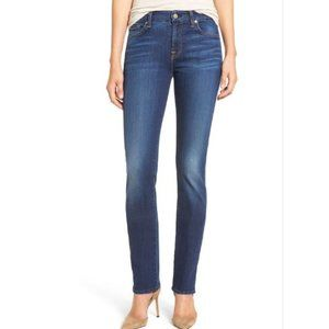 7 For All Mankind Kimmie Straight Leg Jeans - 27